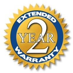 we offer a two-year warranty against premature failure on all our overhead door extension and torsion springs